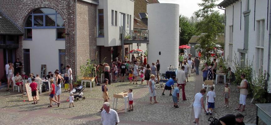 Belgische vereniging 'Samenhuizen'