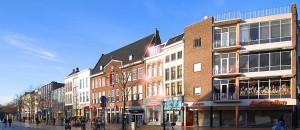 Binnenstad van Groningen