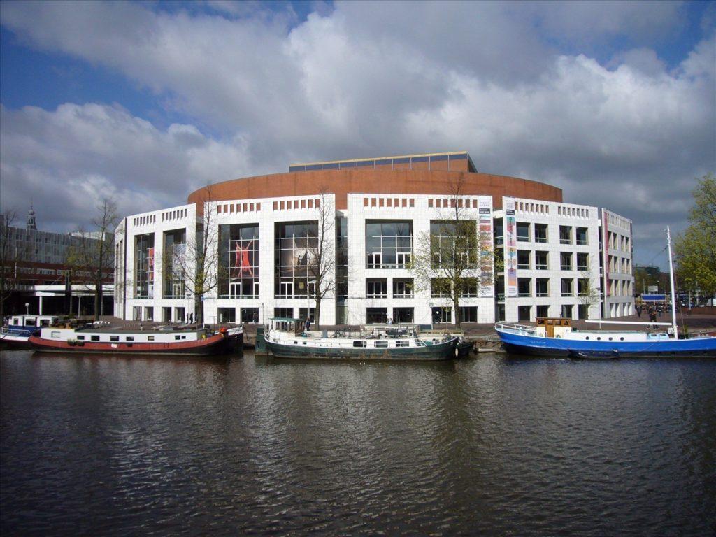 Gemeentehuis-Amsterdam