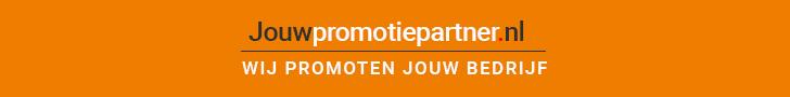 Banner van jouwpromotiepartner.nl