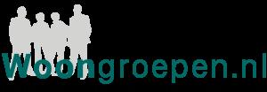 Logo woongroepen.nl voor mobiel menu